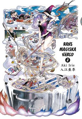 Rans magiska värld 1