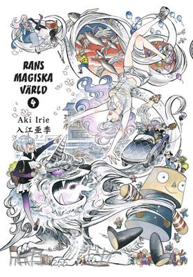 Rans magiska värld 4 omslag