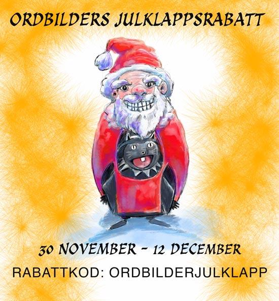 Ordbilders julklappsrabatt!